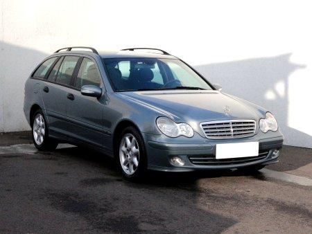 Mercedes-Benz Třídy C, 2004