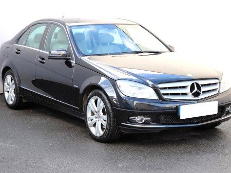 Mercedes-Benz Třídy C, 2010