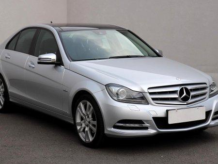 Mercedes-Benz Třídy C, 2012
