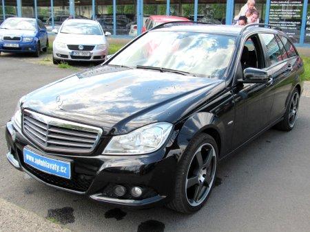 Mercedes-Benz Třídy C, 2011