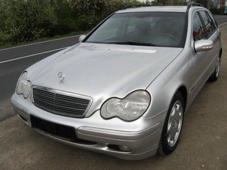 Mercedes-Benz Třídy C, 2003