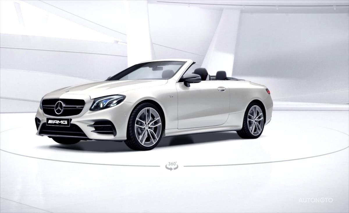 Mercedes-Benz Třídy E, 0 - celkový pohled