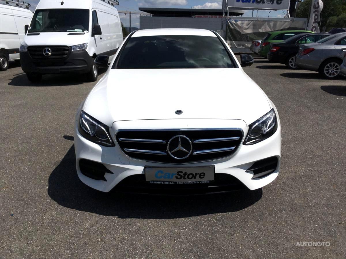 Mercedes-Benz Třídy E, 2018 - celkový pohled