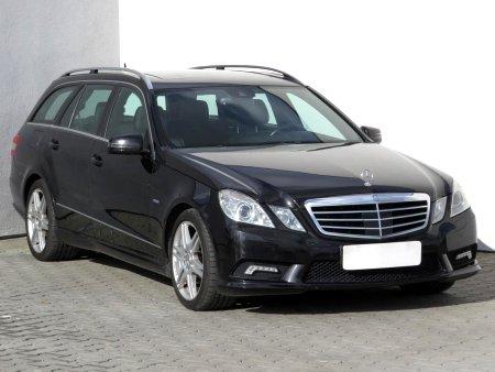 Mercedes-Benz Třídy E, 2010