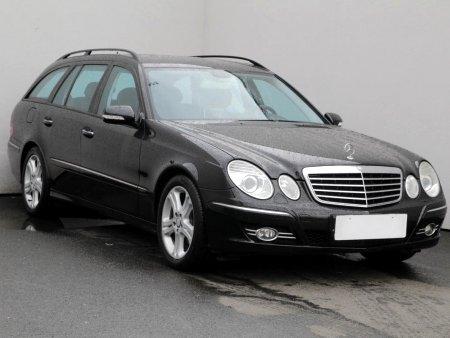 Mercedes-Benz Třídy E, 2009