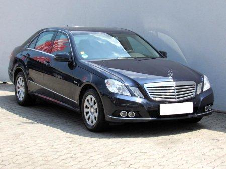 Mercedes-Benz Třídy E, 2011
