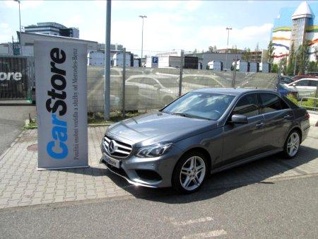 Mercedes-Benz Třídy E, 2015