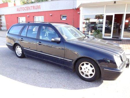Mercedes-Benz Třídy E, 2001