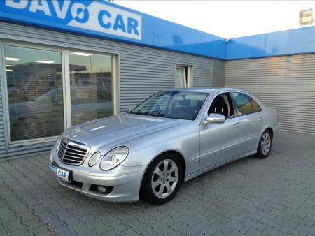 Mercedes-Benz Třídy E, 2008