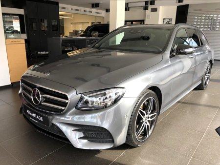 Mercedes-Benz Třídy E, 2018