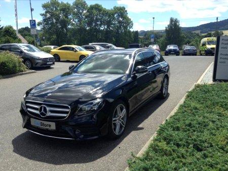 Mercedes-Benz Třídy E, 0