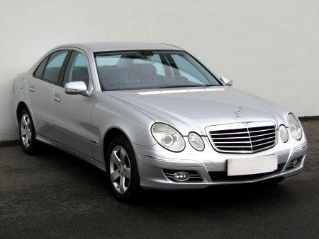 Mercedes-Benz Třídy E, 2007