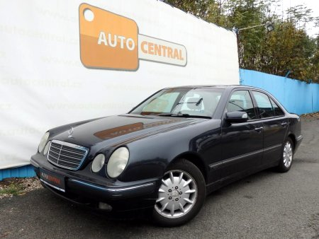 Mercedes-Benz Třídy E, 2000