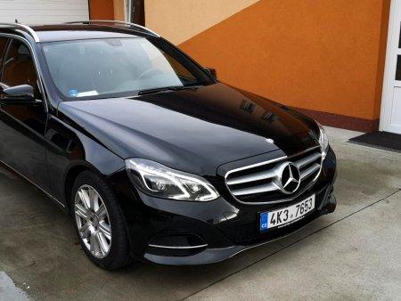 Mercedes-Benz Třídy E, 2013