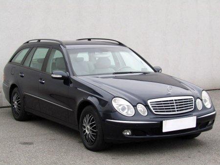 Mercedes-Benz Třídy E, 2006
