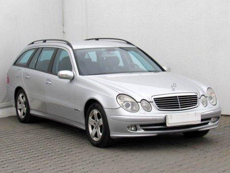 Mercedes-Benz Třídy E, 2005
