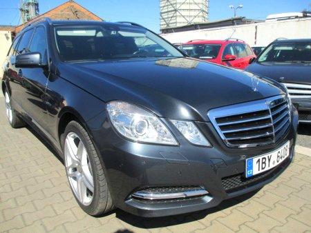 Mercedes-Benz Třídy E, 2012