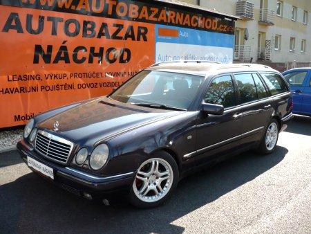 Mercedes-Benz Třídy E, 1999