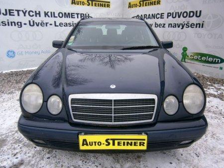 Mercedes-Benz Třídy E, 1998
