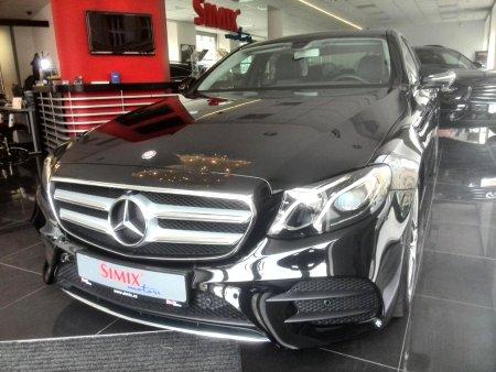 Mercedes-Benz Třídy E, 2016