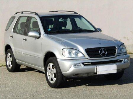 Mercedes-Benz Třídy M, 2004