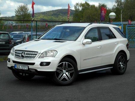 Mercedes-Benz Třídy M, 2008
