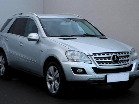 Mercedes-Benz Třídy M, 2010