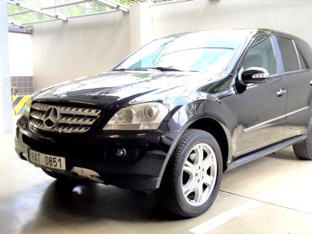Mercedes-Benz Třídy M, 2007