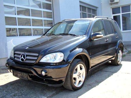 Mercedes-Benz Třídy M, 2003