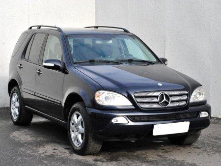 Mercedes-Benz Třídy M, 2002