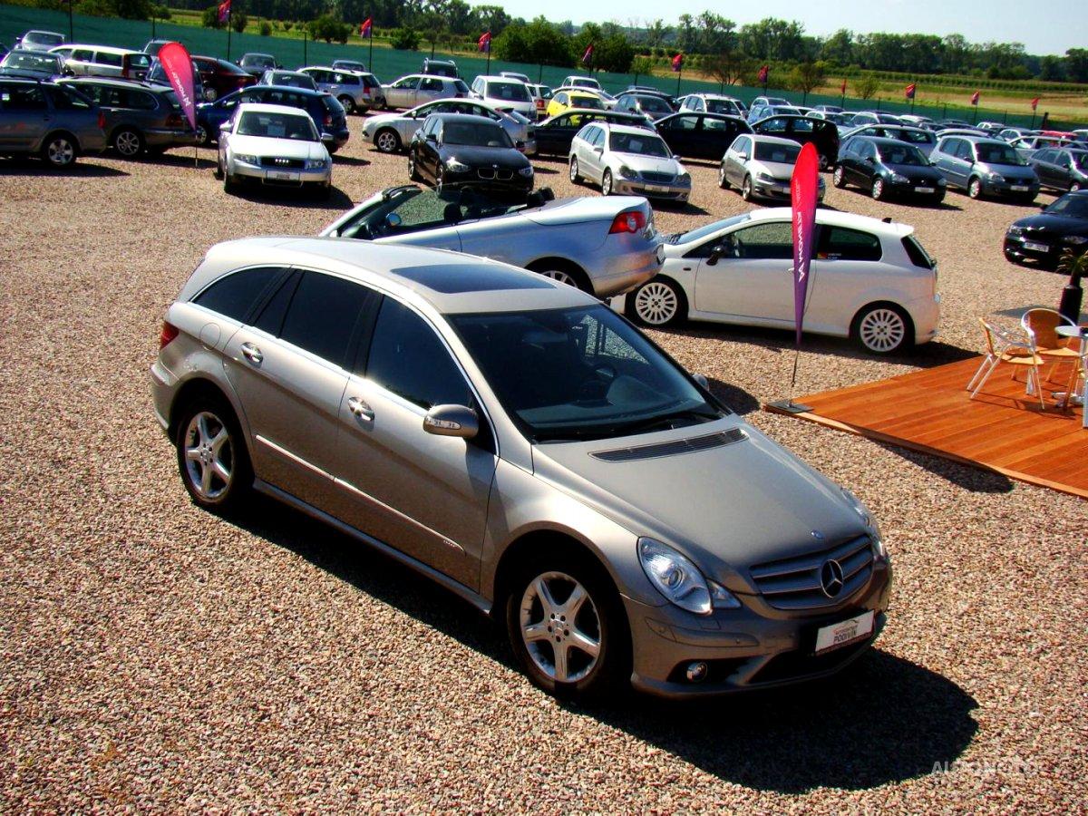 Mercedes-Benz Třídy R, 2009 - celkový pohled