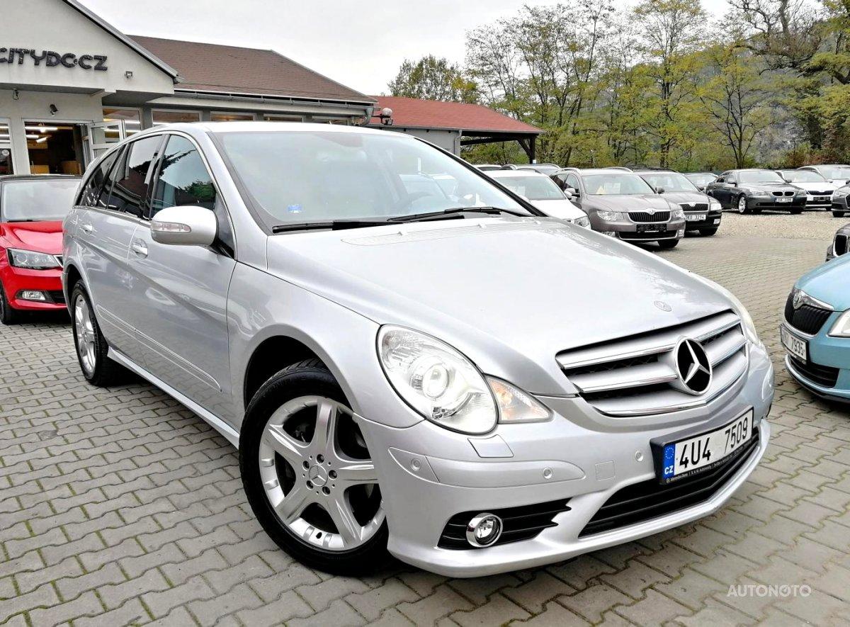 Mercedes-Benz Třídy R, 2006 - celkový pohled