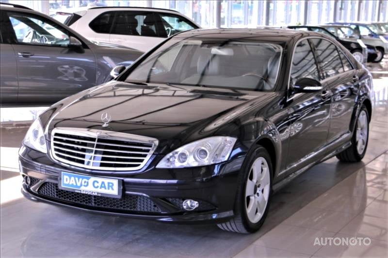Mercedes-Benz Třídy S, 2008 - celkový pohled