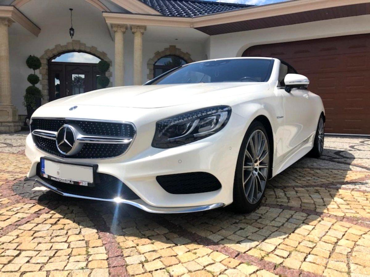 Mercedes-Benz Třídy S, 0 - celkový pohled