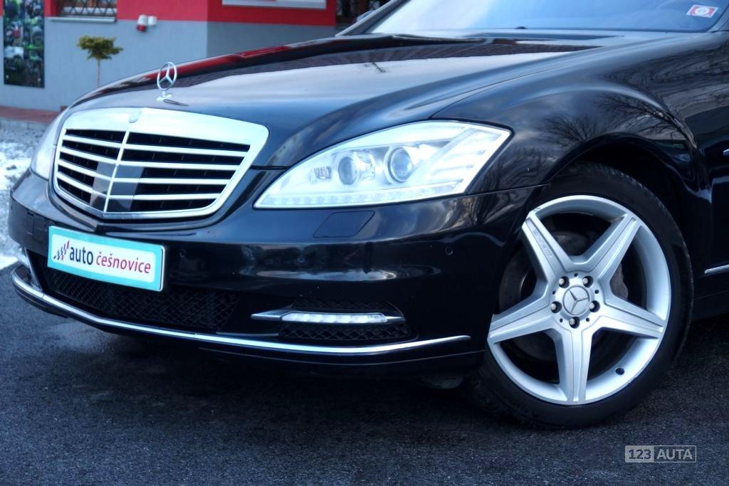 Mercedes-Benz Třídy S, 2009 - celkový pohled