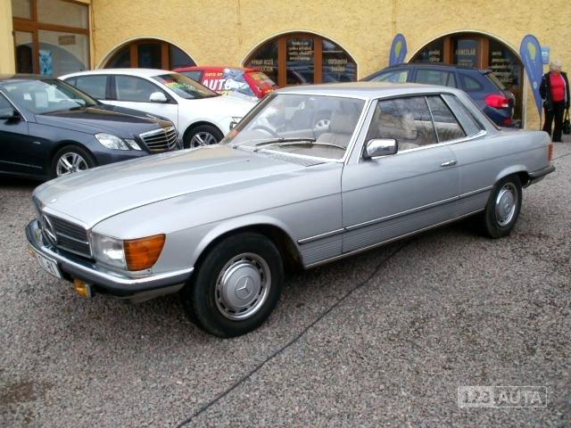 Mercedes-Benz Třídy S, 1976 - celkový pohled
