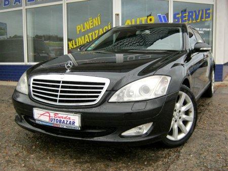 Mercedes-Benz Třídy S, 2008