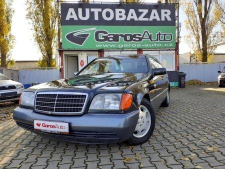 Mercedes-Benz Třídy S, 1993