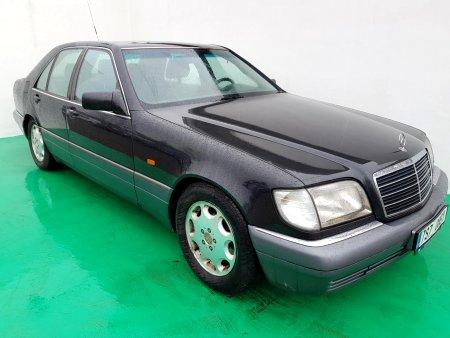 Mercedes-Benz Třídy S, 1994