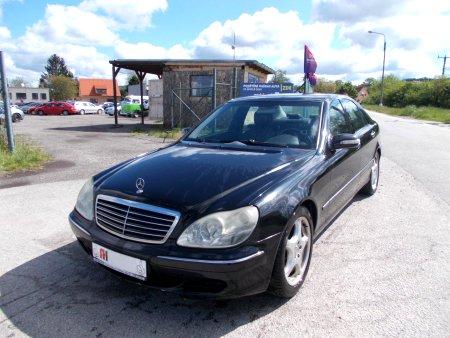 Mercedes-Benz Třídy S, 2004