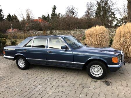 Mercedes-Benz Třídy S, 1983