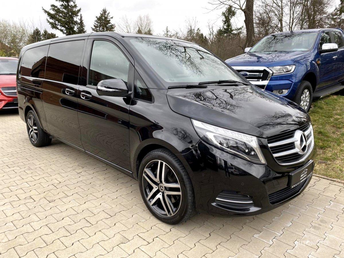 Mercedes-Benz Třídy V, 2018 - celkový pohled