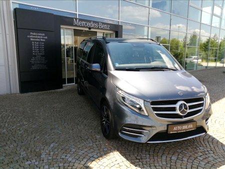 Mercedes-Benz Třídy V, 2017