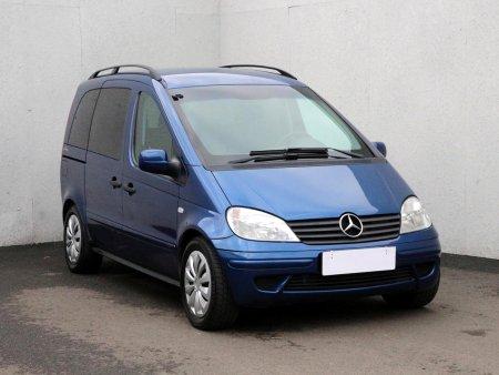 Mercedes-Benz Vaneo, 2005