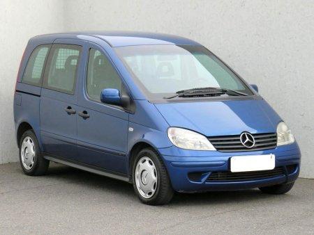 Mercedes-Benz Vaneo, 2004