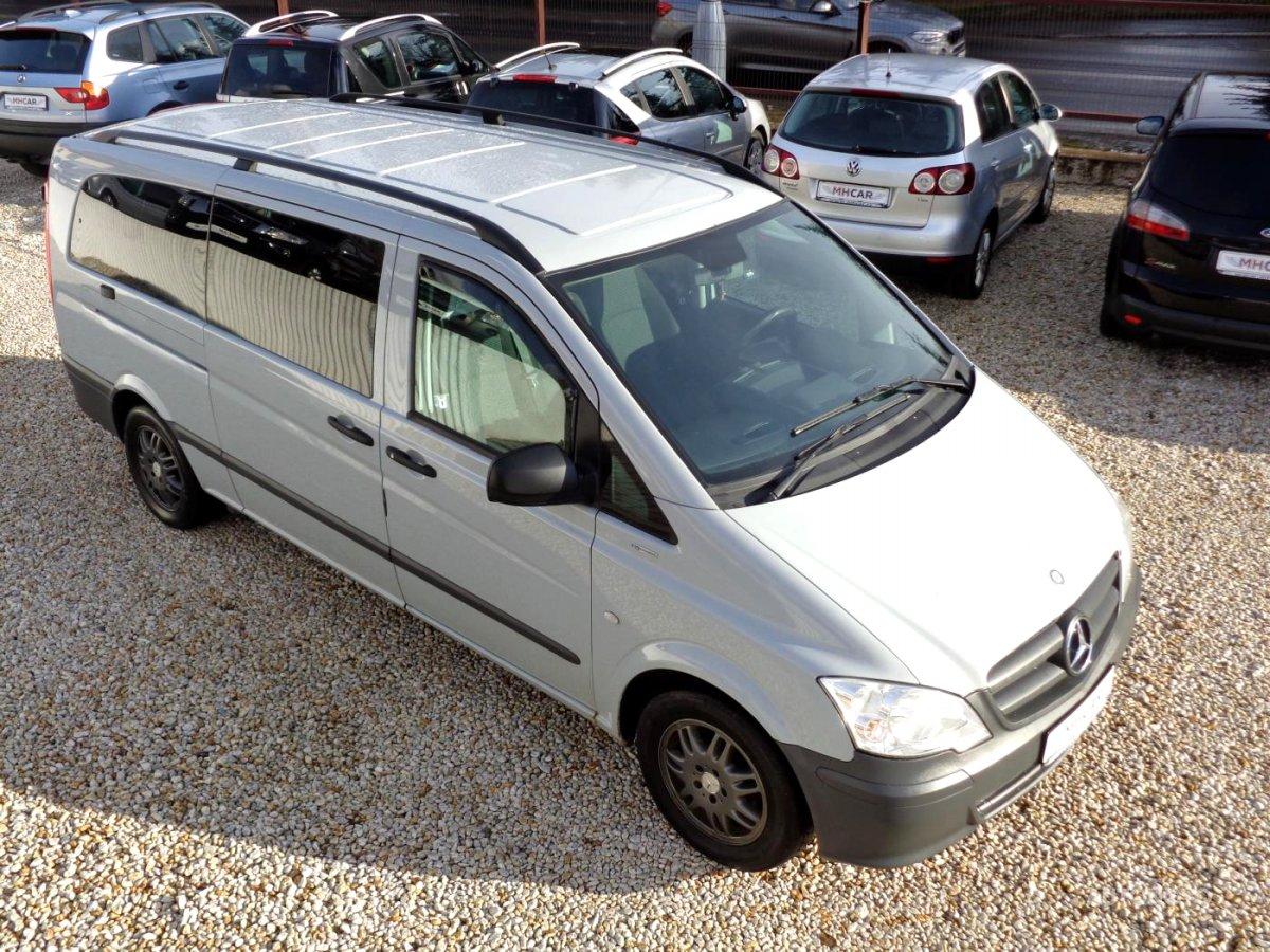 Mercedes-Benz Vito, 2011 - celkový pohled
