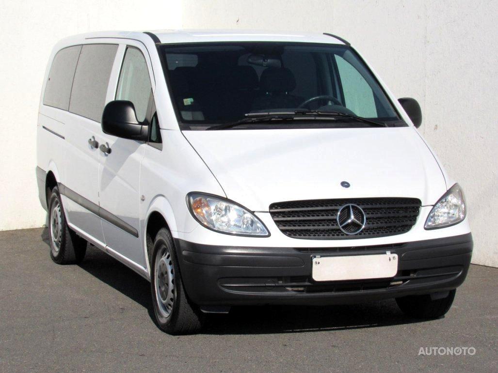 Mercedes-Benz Vito, 2014 - celkový pohled