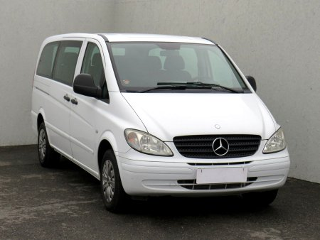 Mercedes-Benz Vito, 2009