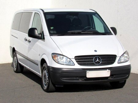 Mercedes-Benz Vito, 2010