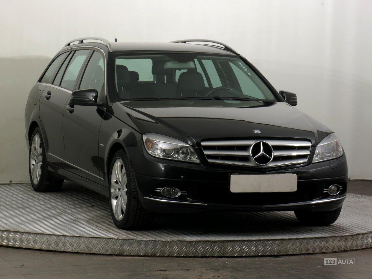 Mercedes-Benz C, 2009 - celkový pohled